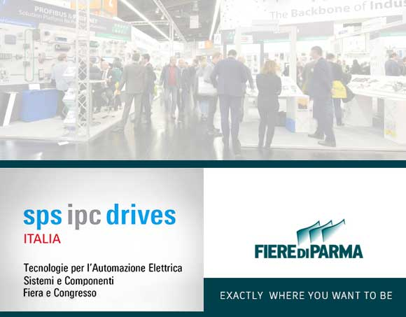 sps ipc drives italia 2016