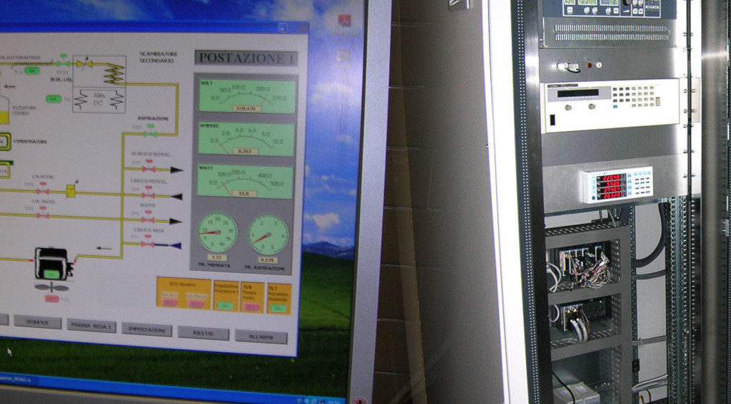 Banchi di resa calorimetrica compressori frigoriferi