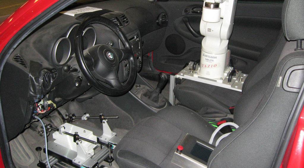 sistema di guida automatica