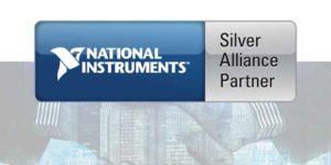 CustoM 2.0 è Silver Alliance Partner di National Instruments
