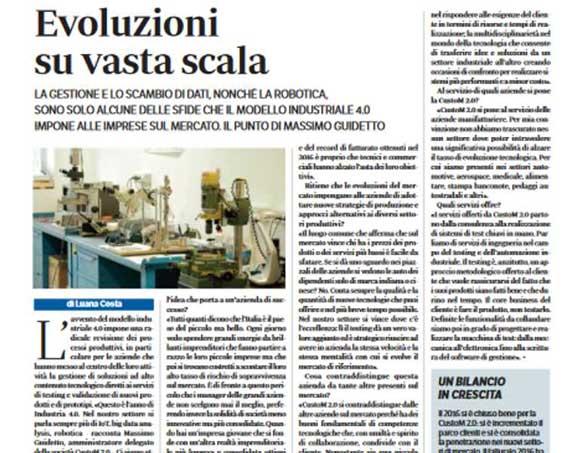G7 Economia di Torino - CustoM 2.0