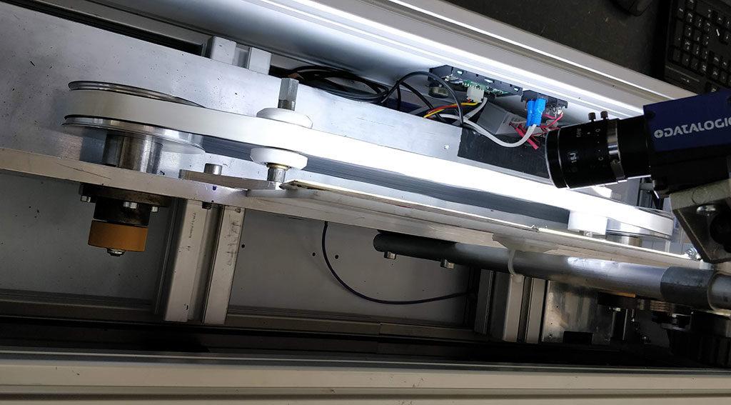 Soluzioni di Visione Artificiale in Camera Vacuum